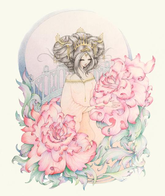 Rose Princess - Harmony Gong