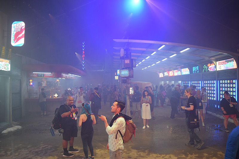 SDCC 2017 – Blade Runner Experience