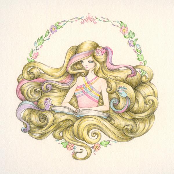 Lady Lovely Locks