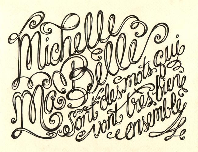Michelle Ma Belle